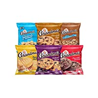 Deals on 30-Count Grandmas Cookies Variety Pack