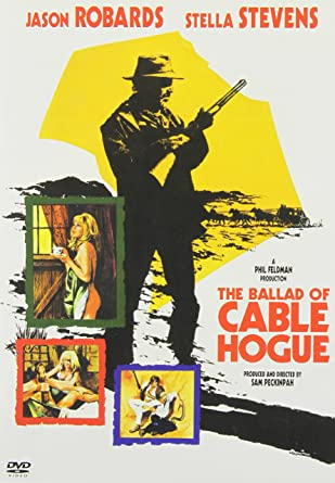 Image result for the ballad of cable hogue poster amazon