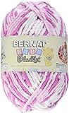 Bulk Buy: Bernat Baby Blanket Big Ball Yarn (2-Pack) Pink Dreams 161104-4412