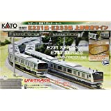 KATO Nゲージ E231系・E233系 上野東京ライン 複線スターターセット 10-027 鉄道模型入門セット