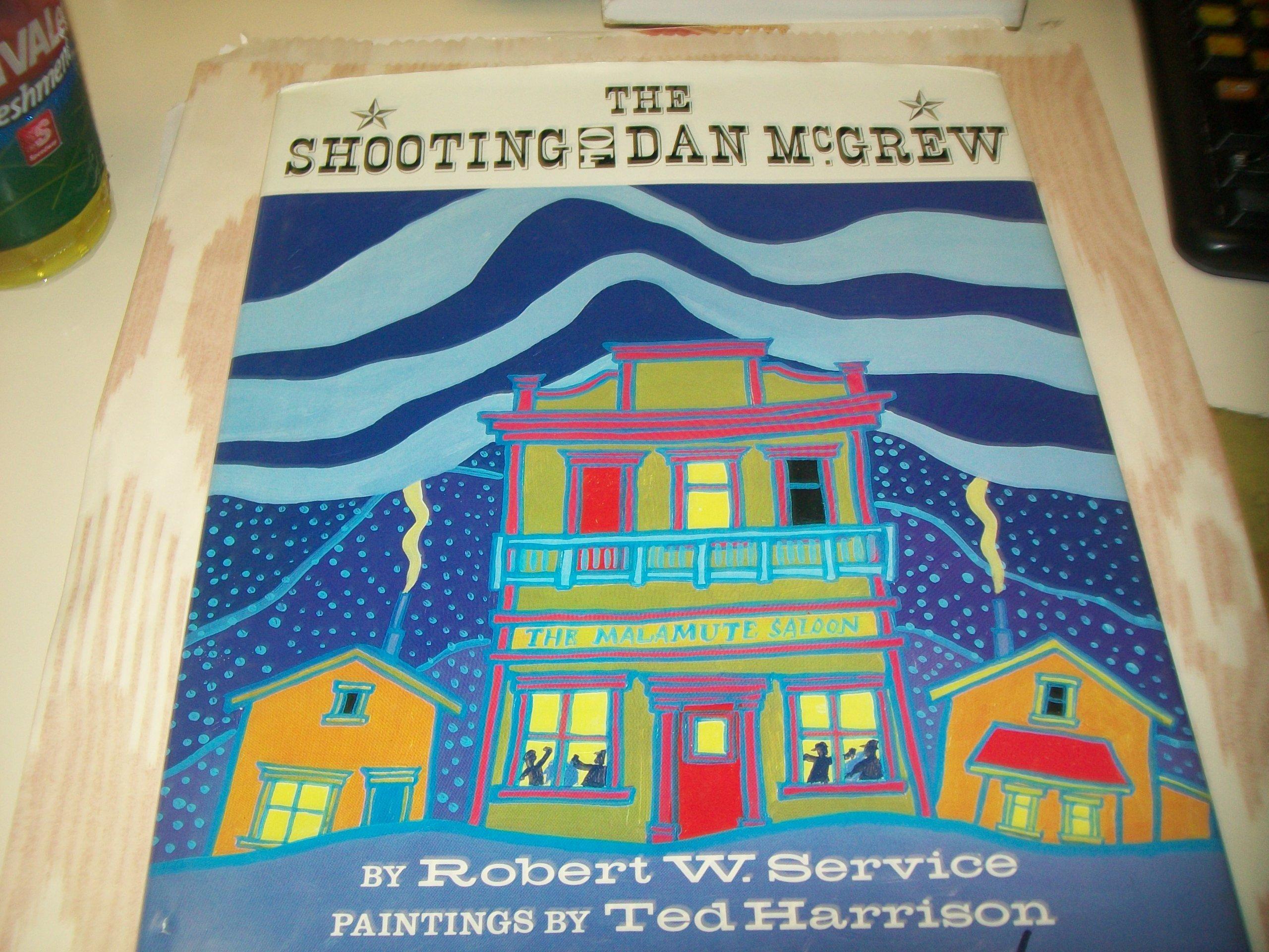 The Shooting Of Dan Mcgrew: Robert W Service: 9780879237486: Amazon:  Books