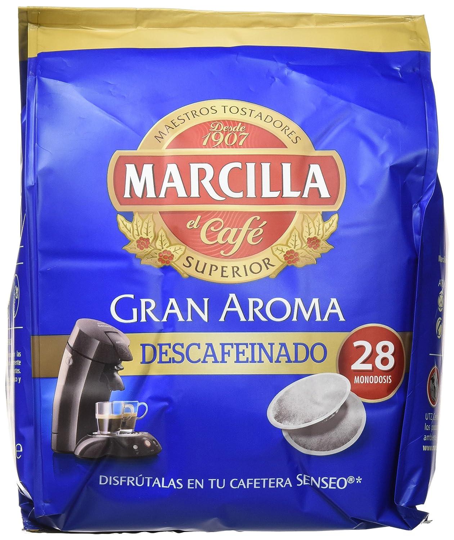 Marcilla Café Descafeinado - 140 Paquete: Amazon.es: Alimentación ...