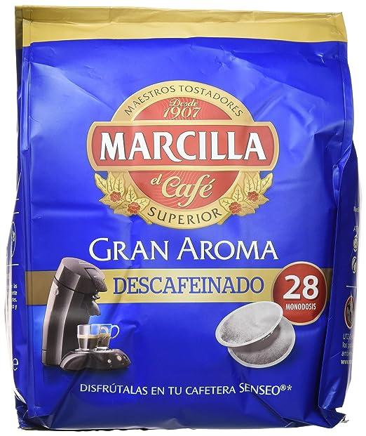 Marcilla Café Descafeinado - 140 Paquete