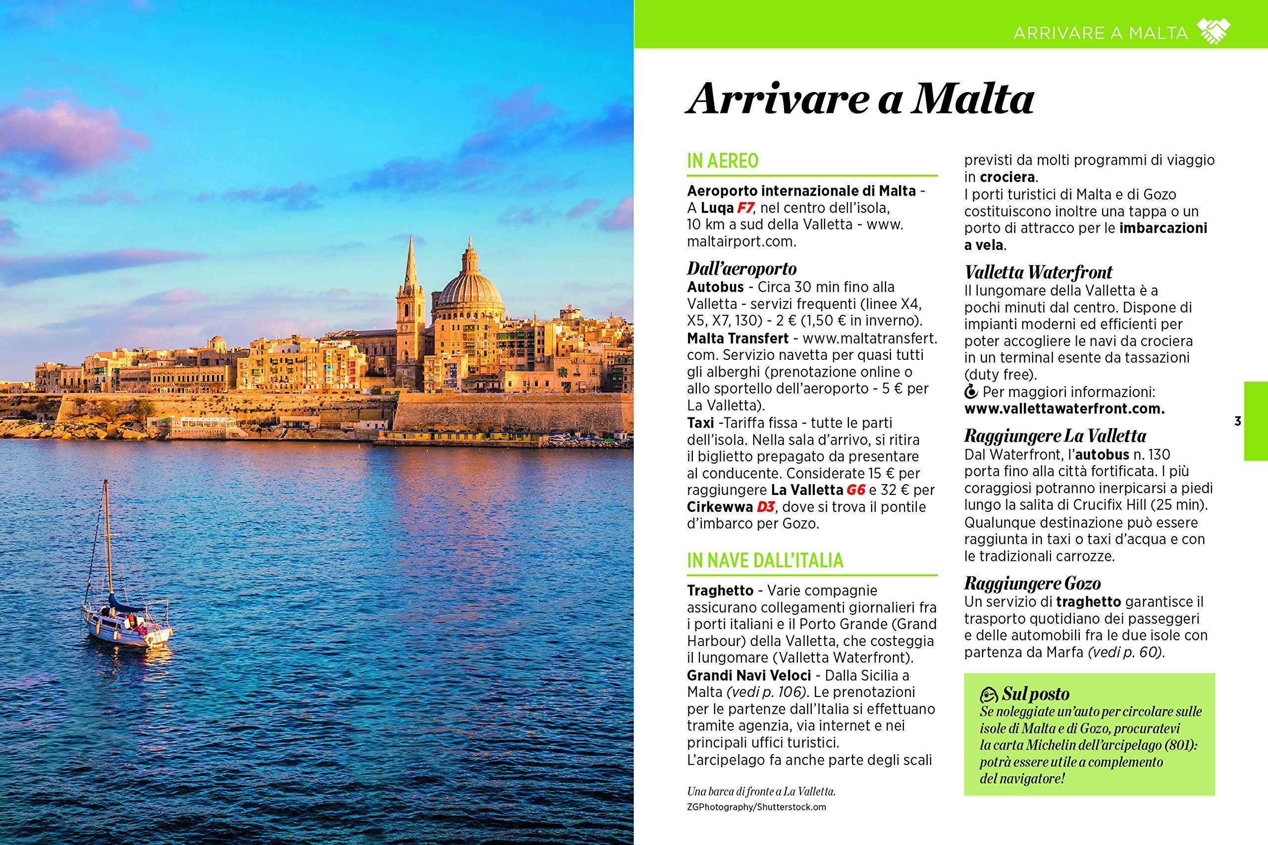 Isola Di Malta Cartina Geografica.Amazon It Malta Con Cartina Libri