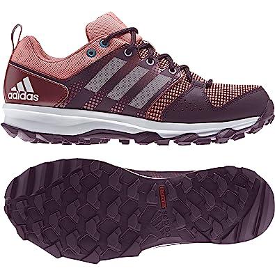 adidas Damen Galaxy Trail W Laufschuhe, Rot (Rot (Rojnoc