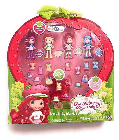 Strawberry Shortcake Characters Plum Pudding
