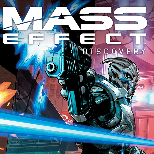 Mass Effect: Discovery (Issues) (3 Book Series)