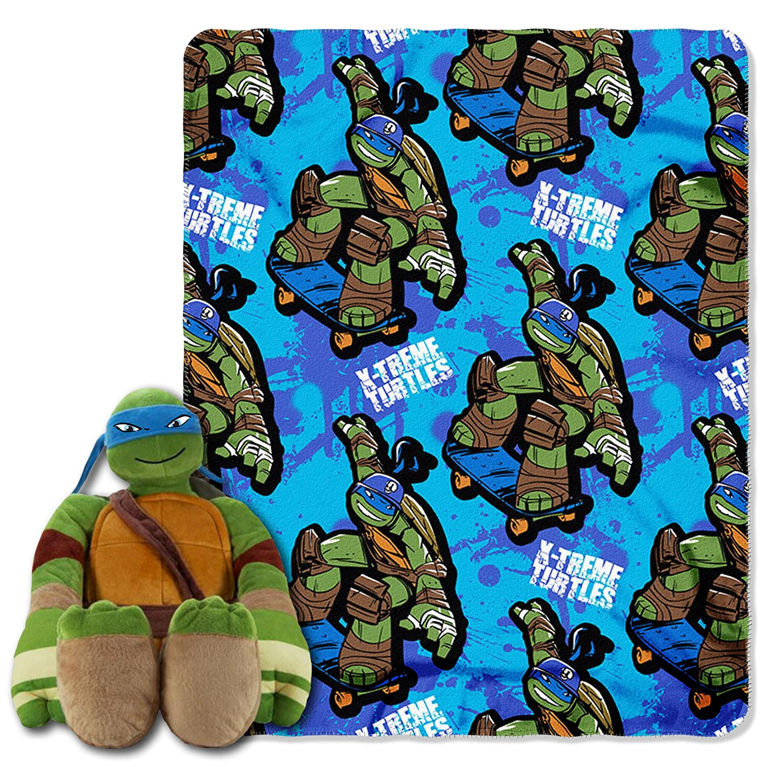 Nickelodeons Teenage Mutant Ninja Turtles,