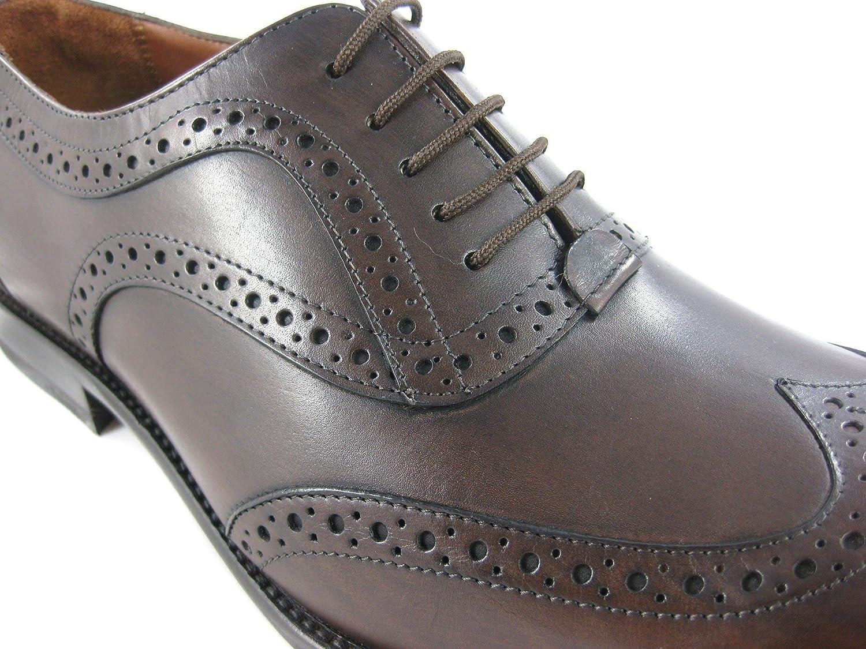 Zapatos de Caballero en Piel de Ternera Franco Cuadra: Amazon.es: Zapatos y complementos