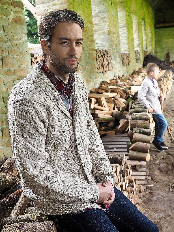 Uomo Westend Knitwear Cardigan Verde