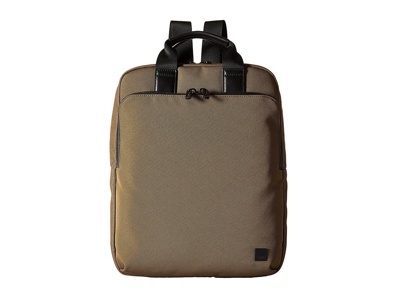 [ノモ ロンドン] KNOMO London メンズ James Laptop Tote Backpack バックパック [並行輸入品]  Deep Army Green B01NCAMJS2