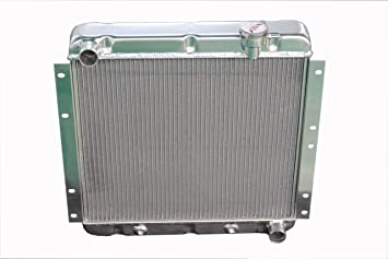 1958-1984 Toyota FJ40 Land Cruiser Aluminum 4 Row Champion Radiator
