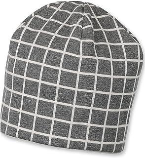 Sterntaler Beanie, Cappellino Bimbo, Grau (eisengrau 577), 49