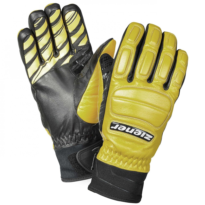 Ziener Race Glove Rennhandschuhe Handschuhe Leder Goranos