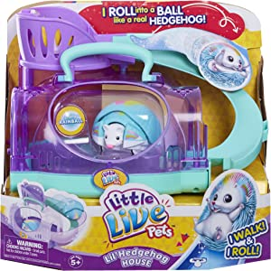 Little Live Pets S2 Lil Hedgehog House