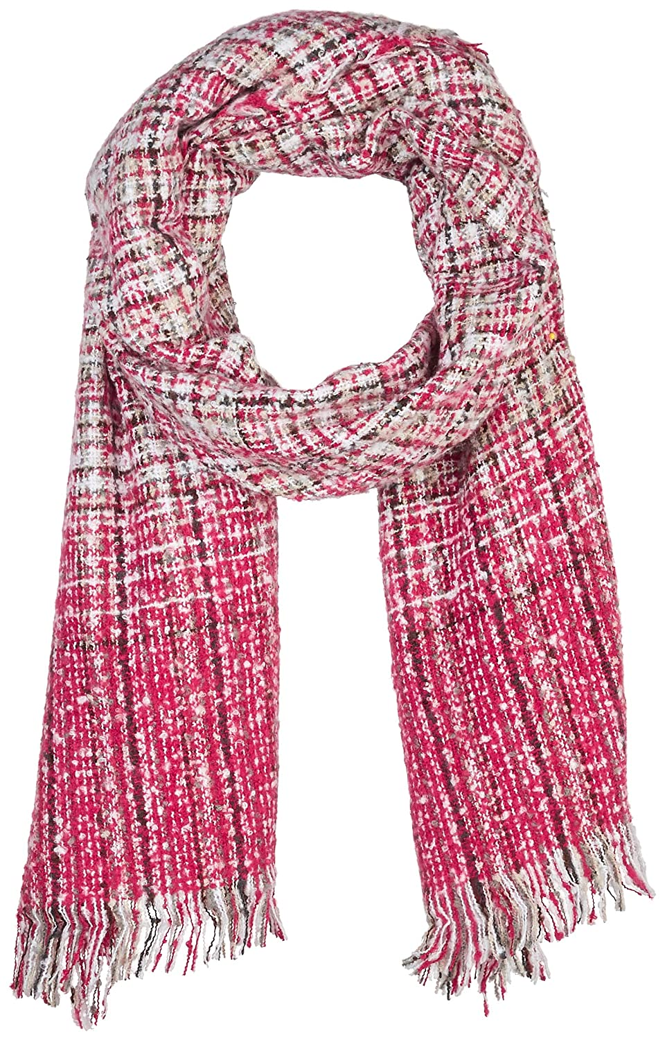 color8 Beautiful Nomad Pashmina Shawl Wrap Scarf in Solid and Plaid Pattern
