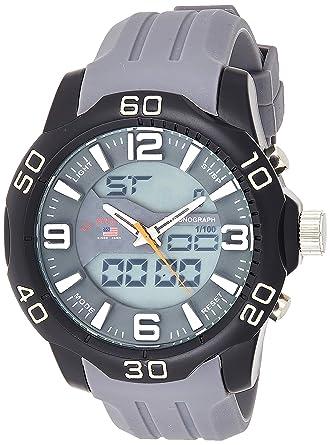 Reloj - U.S. Polo Assn. - para - US9474: Amazon.es: Relojes