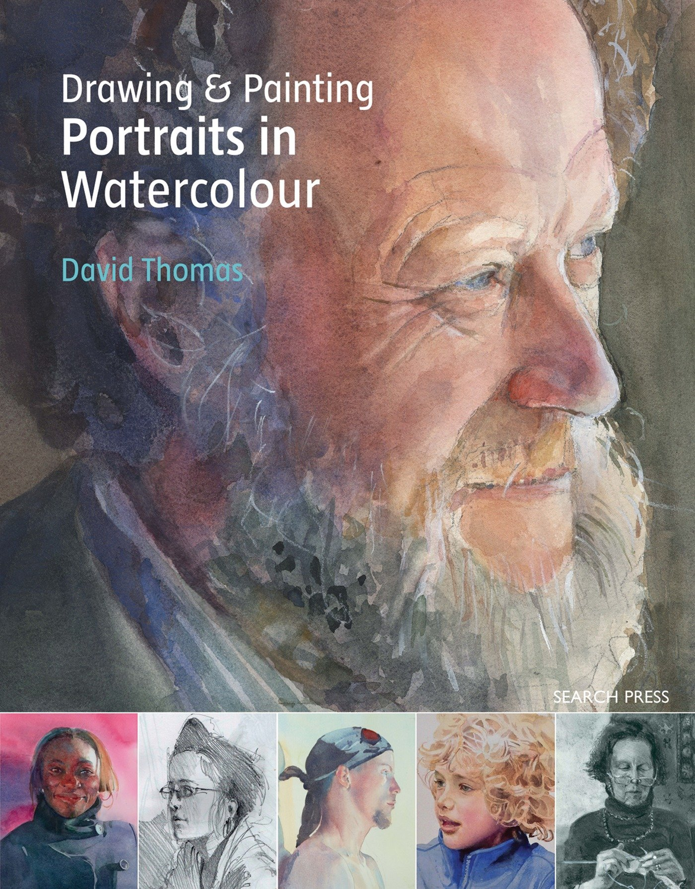 Drawing & Painting Portraits in Watercolour pdf