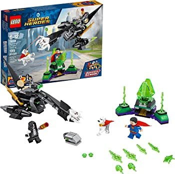 199-Pc LEGO DC Super Heroes Superman & Krypto Building Kit