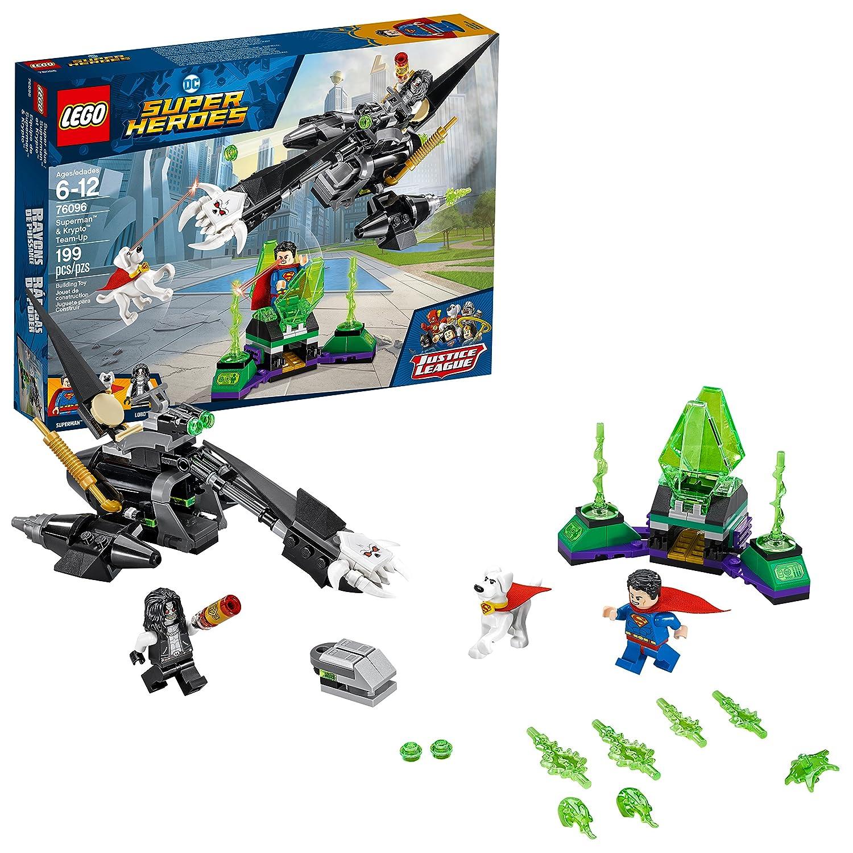 LEGO DC Super Heroes Superman & Krypto Team