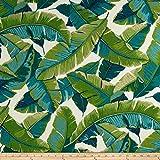 Richloom Solarium Outdoor Balmoral Opal Fabric By The Yard