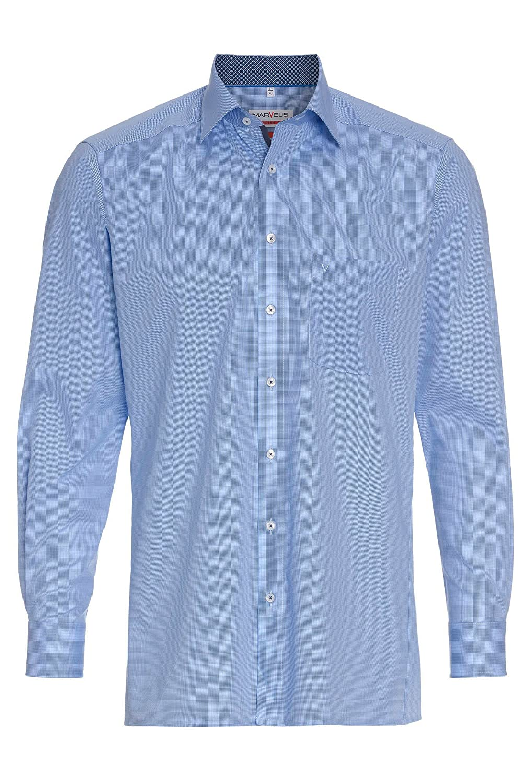Marvelis Camisa Formal - Clásico - Para Hombre