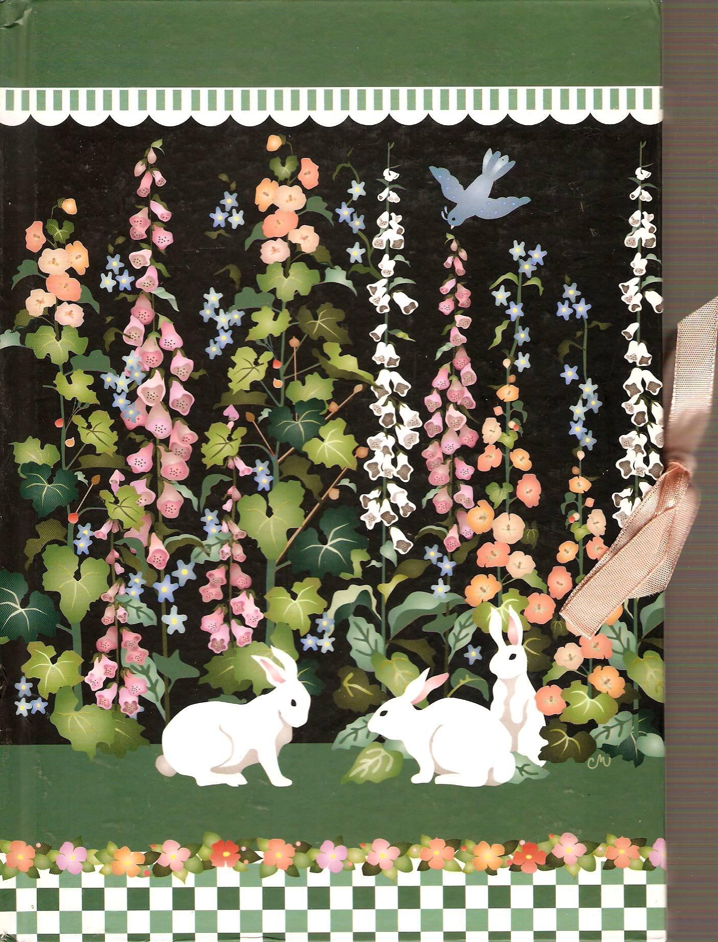 English Garden Die-Cut Photo Album