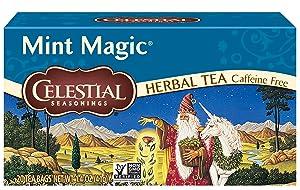 Celestial Seasonings Herbal Tea, Mint Magic, 20 Count