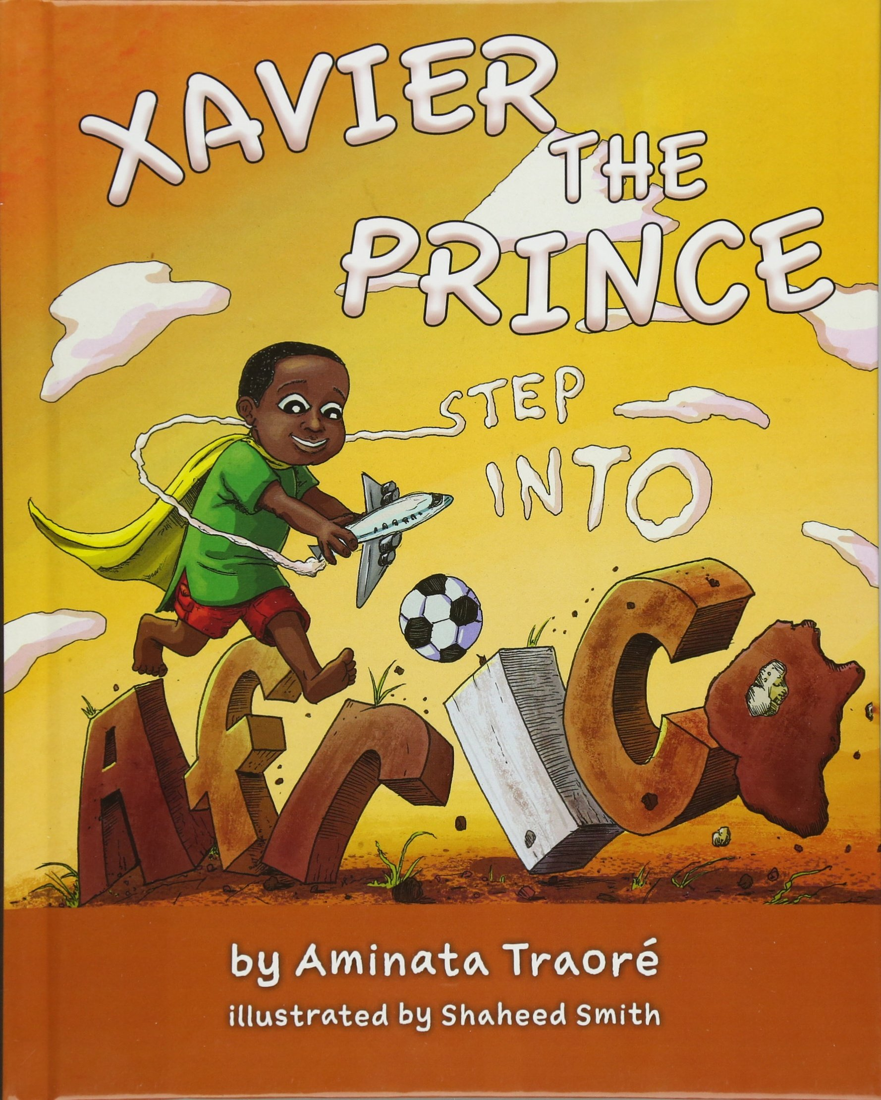Xavier the Prince: Step into Africa