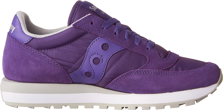 Saucony - Jazz Original - Sneakers Basses- Femme Violet