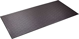 product image for Supermats Heavy Duty Equipment Mat 13GS Made in U.S.A. for Indoor Cycles Recumbent Bikes Upright Exercise Bikes and Steppers (2.5 Feet x 5 Feet) (30-Inch x 60-Inch) (76.2 cm x 152.4 cm)