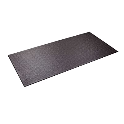 """Exercise Equipment Mat for Indoor Cycles Recumbent Bikes Exercise 60/""""x 30/"""""""