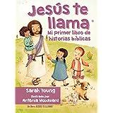 Jesús te llama: Mi primer libro de historias bíblicas (Jesus Calling®) (Spanish Edition)
