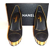 Amazon.com: Chanel Quilted Sunglass Sunglasses Case, Lense