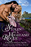 Stolen by a Highland Rogue (Scottish Treasure Book 1)