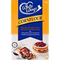 White Wings Cornflour 300 g, 300 g