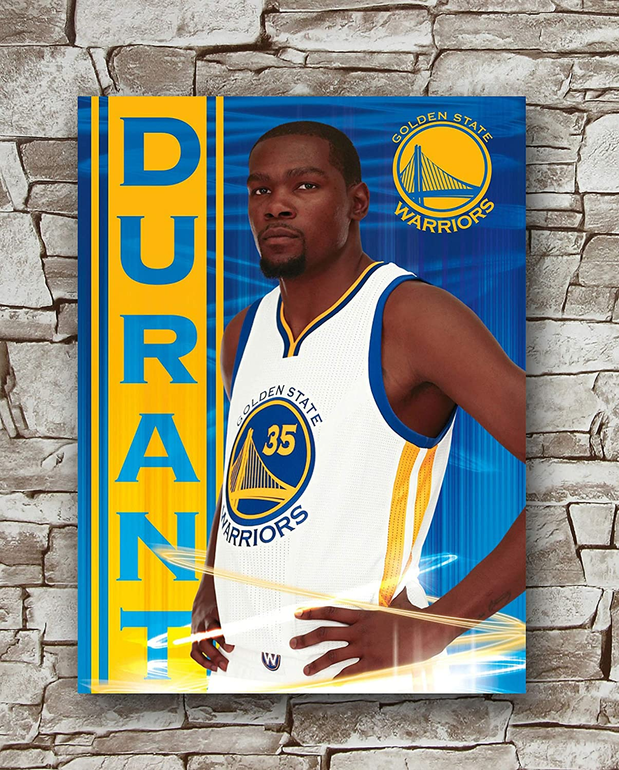 1a7b4bae0ae90 Amazon.com: Huawuque Kevin Durant - Golden State Warriors Poster ...