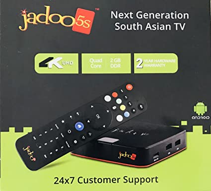 08dad14d78f Amazon.com  JADOO 5S JADOO5S 4K Ultra HD Quad CORE 2GB RAM  Electronics