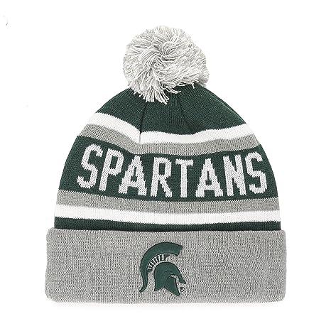 891fe131a24 Amazon.com   NCAA Michigan State Spartans Jasper OTS Cuff Knit Cap ...
