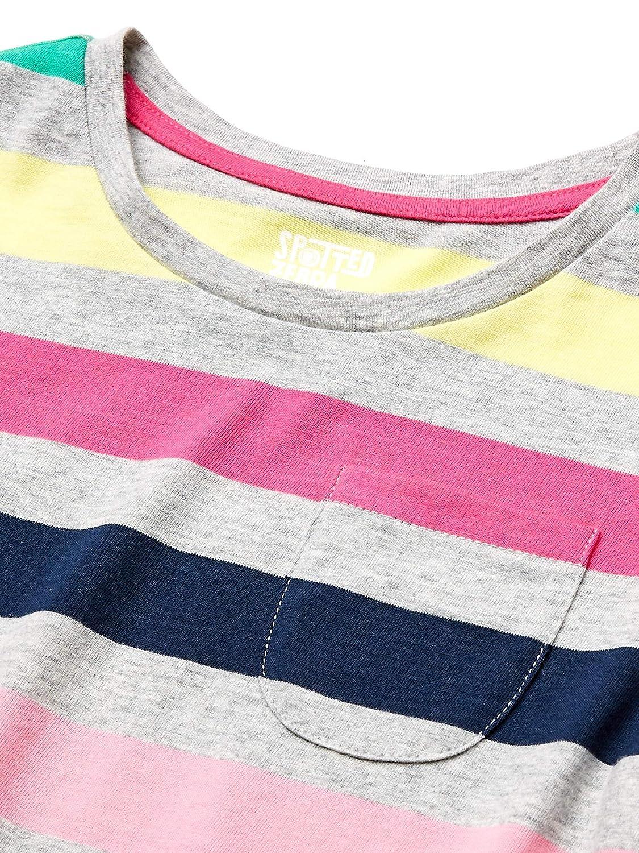 Spotted Zebra 3-Pack Short-Sleeve Novelty T-Shirts Bambina