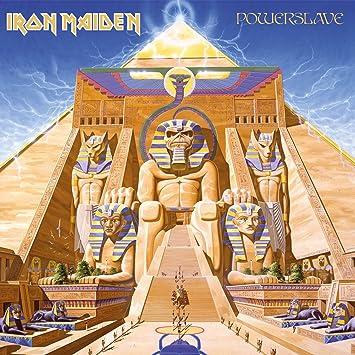 Powerslave [Vinyl LP] - Iron Maiden: Amazon.de: Musik
