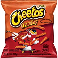 40-Pack Cheetos Crunchy Cheese Flavored Snacks 1oz Deals
