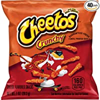 Deals on 40-Pack Cheetos Crunchy Cheese Flavored Snacks 1oz