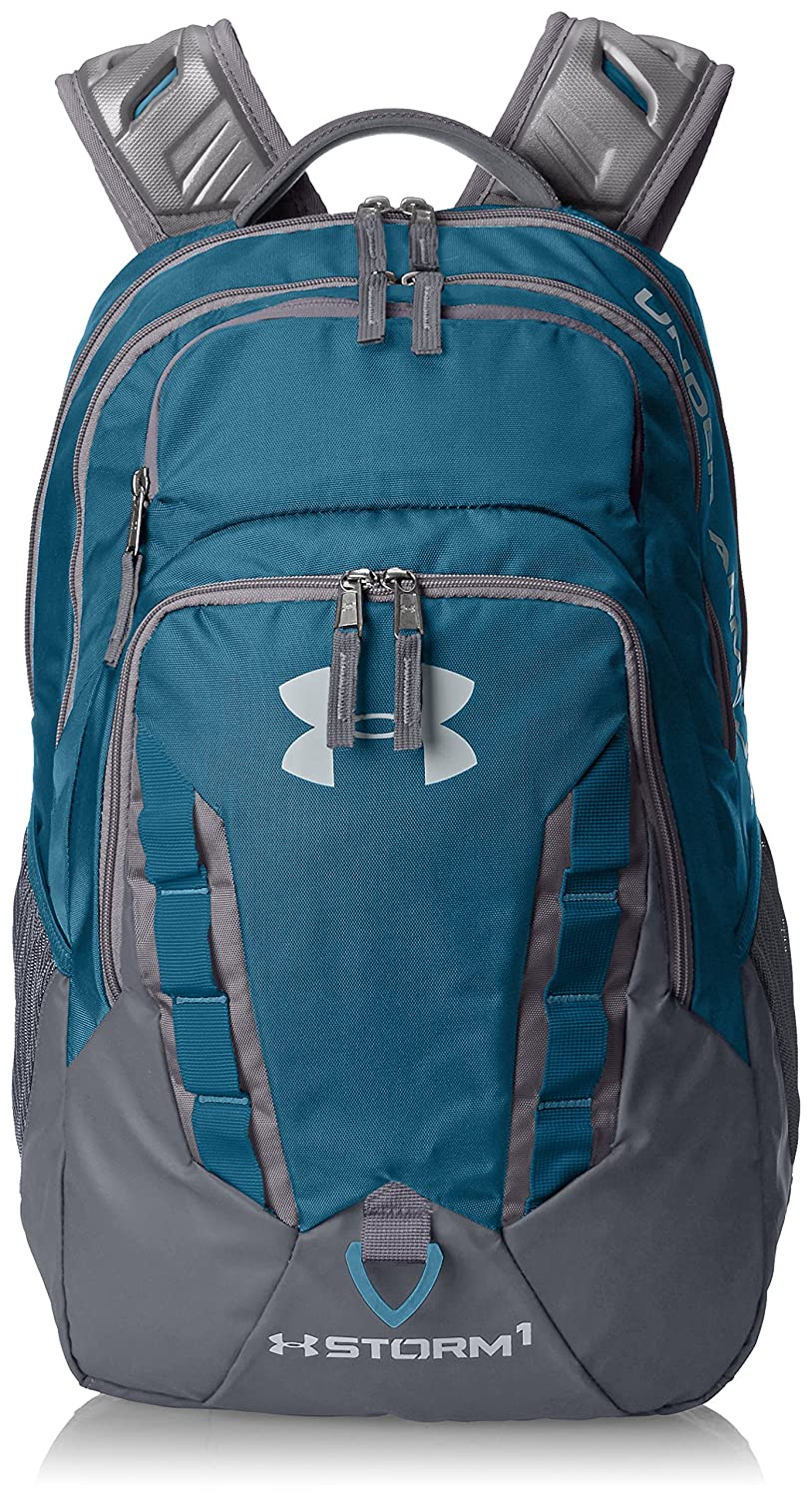 Under Armour Storm Recruit Backpack Black And Pink- Fenix Toulouse ... 0e9ce1b2d2d0f