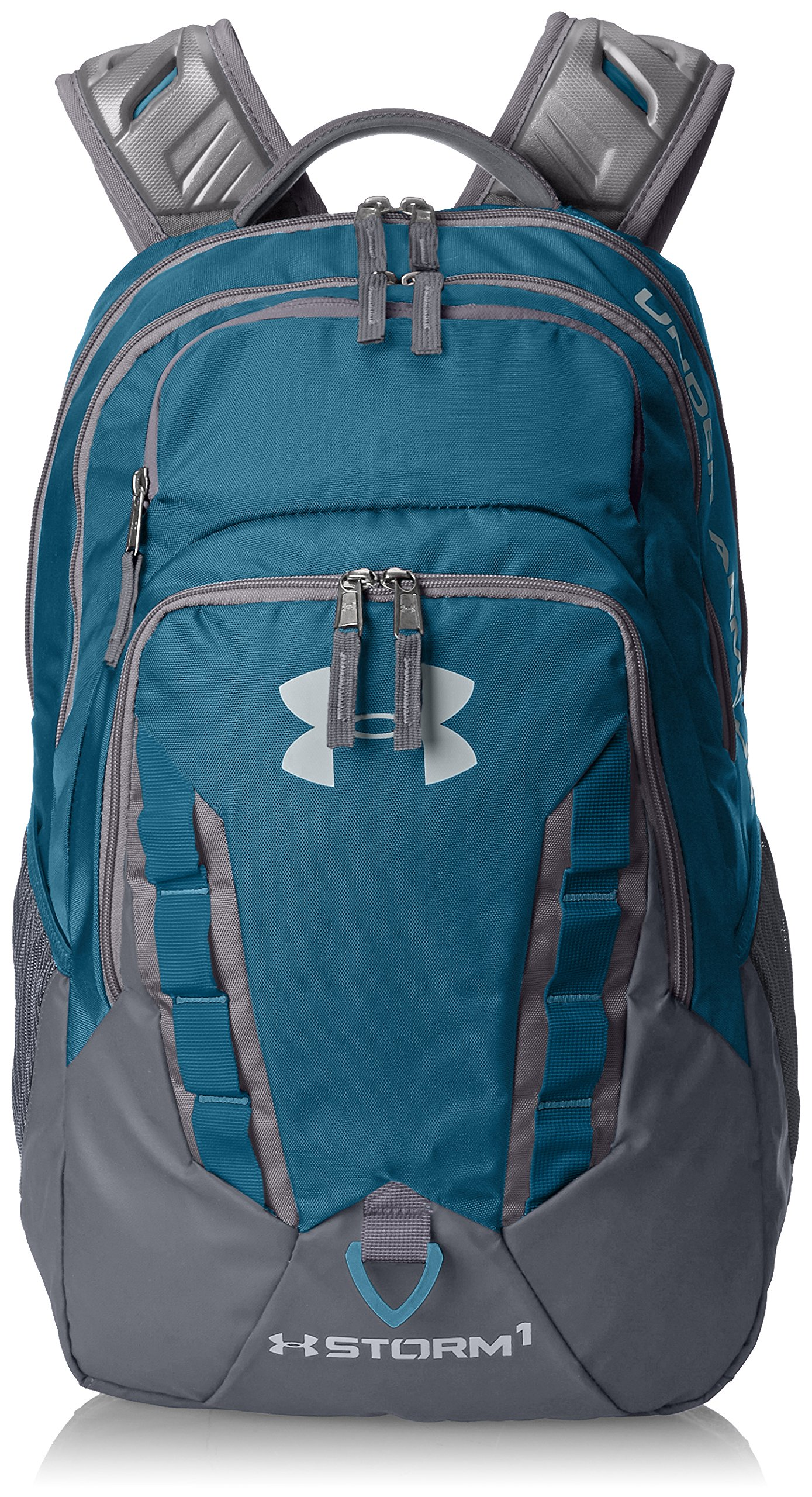 Under Armour Storm Recruit Backpack,Bayou Blue /Overcast Gray, One Size by Under Armour