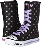Skechers Kids Girls' Twinkle Toes-Shuffles