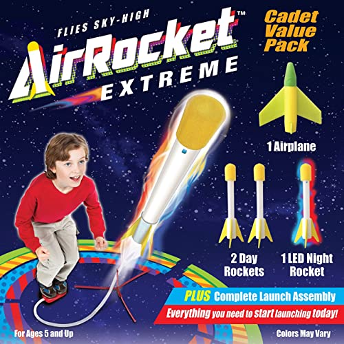 4bc5d223 Air Rocket Extreme Cadet Value Variety Pack 76 – Top Christmas Toys ...