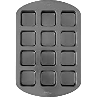 Wilton 2105-0693 Bar Baking Pan, 12 Cavity