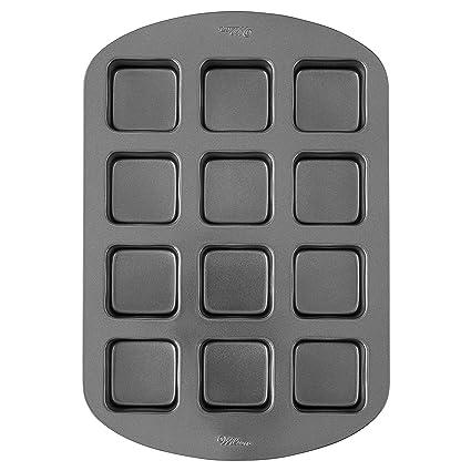 Wilton Premium Nonstick Bar Pan, 12-Cavity