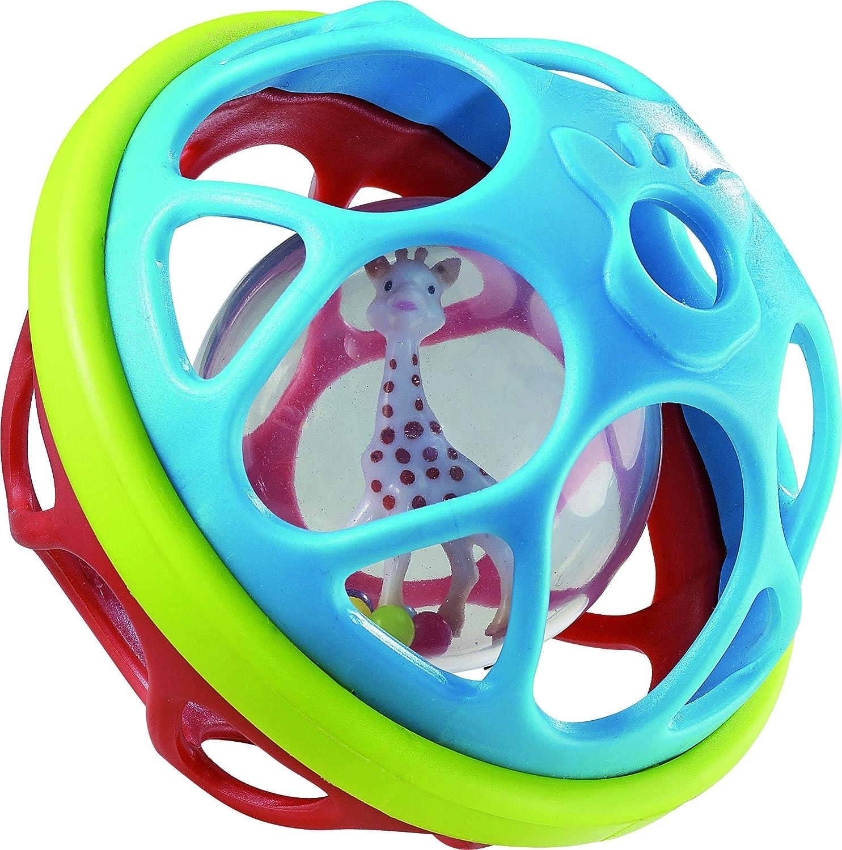 VULLI 230778 Softball Sophie la girafe, mehrfarbig